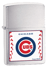 Chicago Cubs Zippo - Click for details