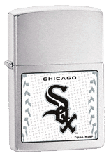 Chicago White Sox Zippo - Click for details