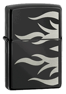 Tattoo Flame Zippo - Click for details