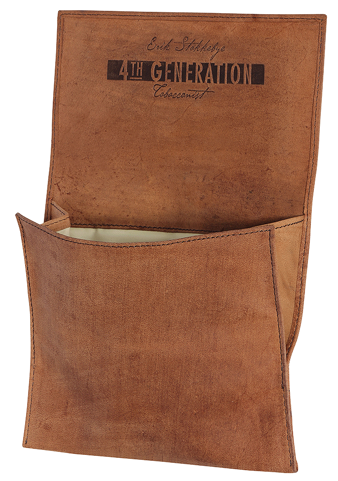 4th Generation Leather Roll-Up Pouch