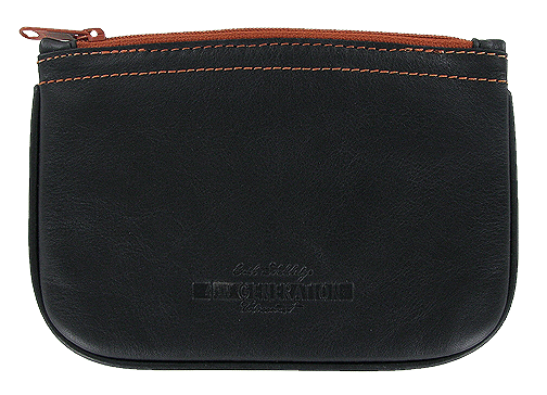 4th Generation Leather Zip Pouch