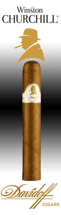 Checkout the Winston Churchill by Davidoff