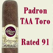 Padron TAA Toro Cigar