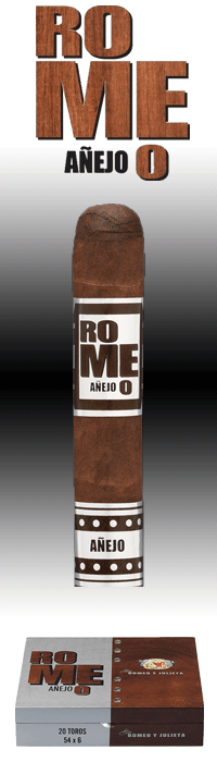 Checkout the Romeo Anejo