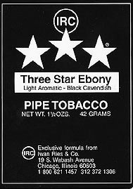 Three Star Ebony - Click for details
