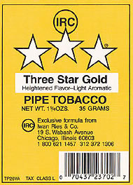 Three Star Gold - Click for details