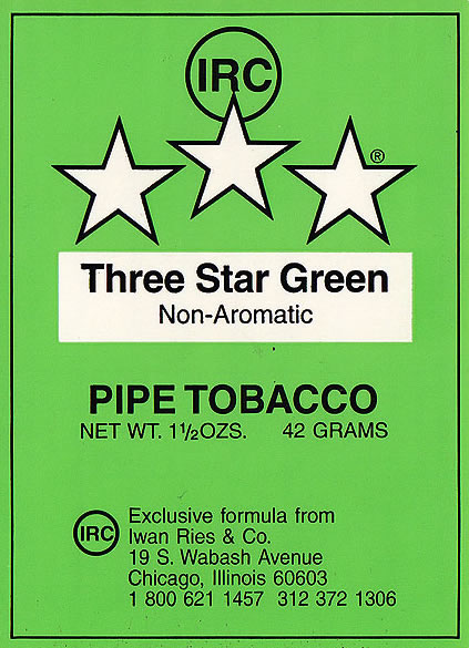 Three Star Green