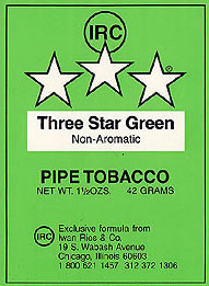 Three Star Green - Click for details