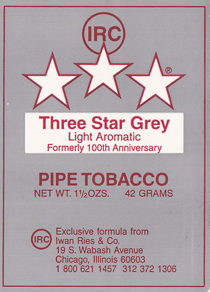 Three Star Gray