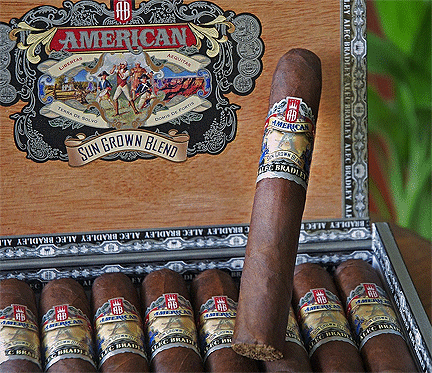 Alec Bradley American Classic Sun Grown Churchill
