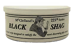 McClelland Black Shag