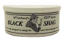 McClelland Black Shag - Click for details