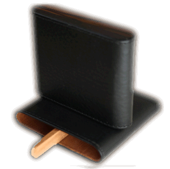 Brizard Cigarillo Case Sunrise Black - Click for details