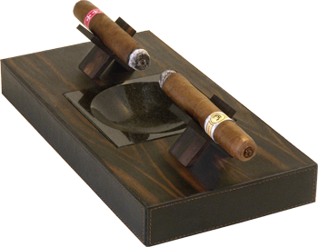 Brizard Double Deck Ashtray - Click for details