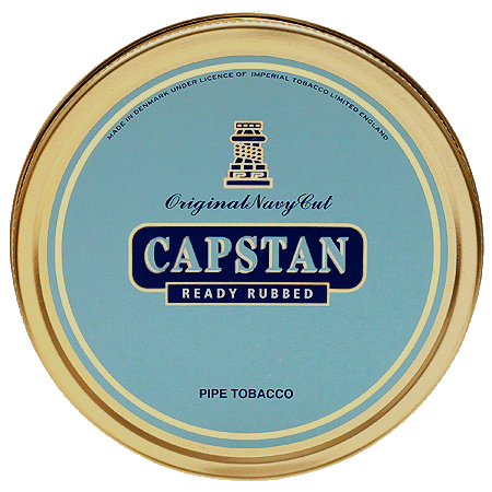 Capstan Blue Ready Rubbed