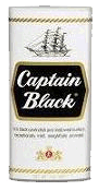 Captain Black White Pouch - Click for details