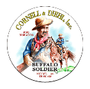 C & D Buffalo Soldier - Click for details