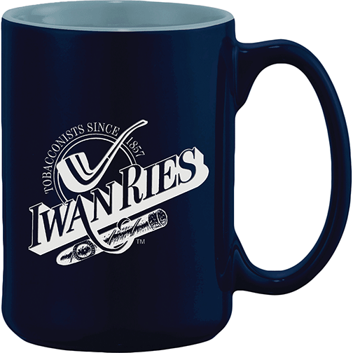 Iwan Ries Pipe Coffee Mug