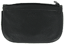 Columbus Leather Zip Pouch - Click for details