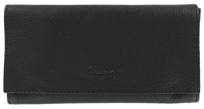Columbus Leather Roll Up Pouch