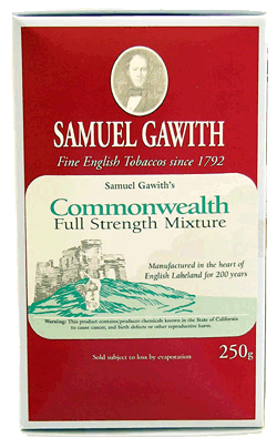Samuel Gawith Commonwealth 250g.