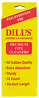 Dill's Pipe Cleaners - Click for details