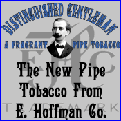 Distinguished Gentleman Pipe Tobacco