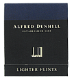 Dunhill Flints Blue - Click for details