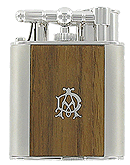 Dunhill Turbo Lighter Teak Wood - Click for details
