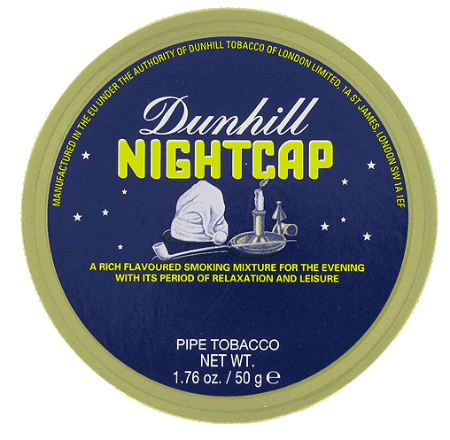 Dunhill Nightcap - Click for details
