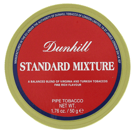 Dunhill Standard Mixure - Click for details