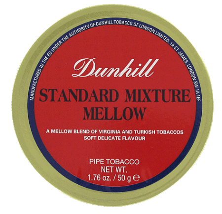 Dunhill Standard Mixure Mellow - Click for details