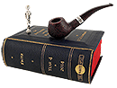 The White Spot Christmas Pipe 2014 - Click for details
