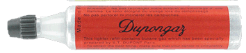 Dupont Butane Red
