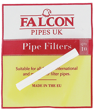 Falcon 6mm Pipe Filters