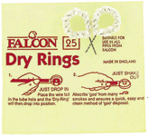 Falcon Dry Rings - Click for details