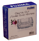 Fujima Small Glass Ashtray - Click for details