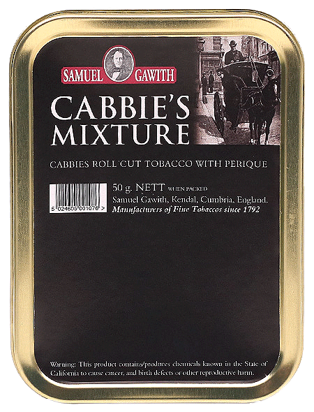Samuel Gawith Cabbies Mixture 50g.