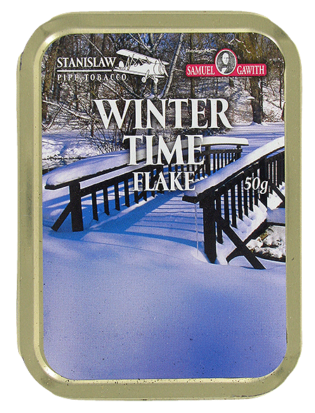Samuel Gawith Winter Time Flake 50g.