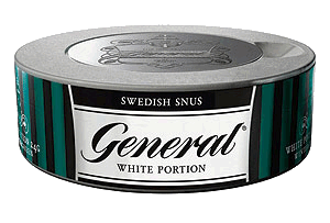 General Wintergreen Snus