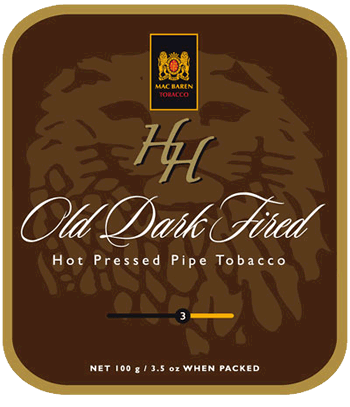 Mac Baren HH Old Dark Fired 3.5oz.