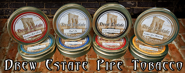 Drew Estate Pipe Tobacco
