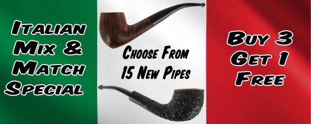 Italian Pipe Sale