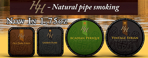 Mac Baren HH Natural Pipe Smoking