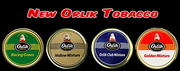 Orlick Tobacco