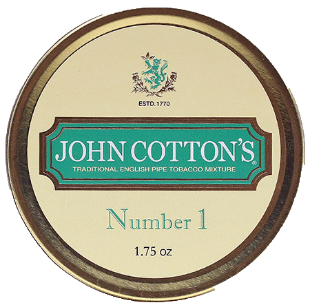 John Cotton Number 1