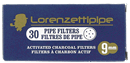 Lorenzetti 9mm Pipe Filters - Click for details