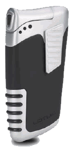 Lotus Dual Lighter Black