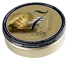 Mac Baren 7 Seas Gold 3.5oz.