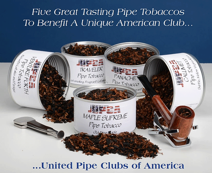 United Pipe Clubs of America | Iwan Ries & Co.